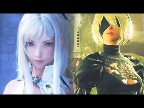 Lore summary - From Drakengard to NieR Automata