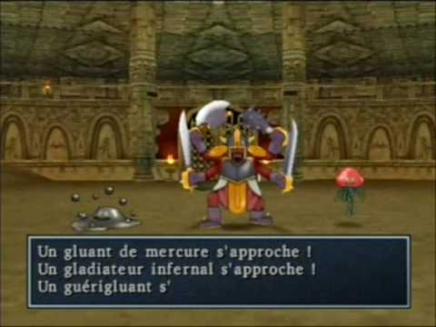 Dragon Quest VIII - Arne des monstres - Level / Rank S