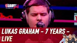 Lukas Graham - 7 Years - Live  - C'Cauet sur NRJ