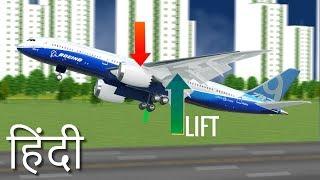 Airplane कैसे उड़ता है?