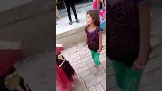 Little girl's fantastic Dance video😮😮