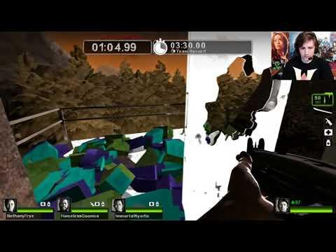 L4D MCDONALD'S SURVIVAL MAP! (Left 4 Dead)