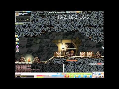 Maplestory - Zakum Prequest Guide 1