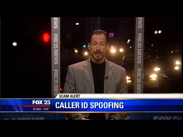 CallerID spoofing takes a new twist when telemarketing scams use your number @McAfeeConsumer