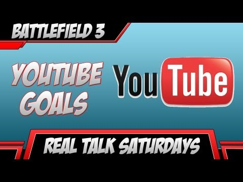 Real Talk Saturday - YouTube Goals (Ep. 13)