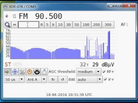 First ES 2016 Greek radio