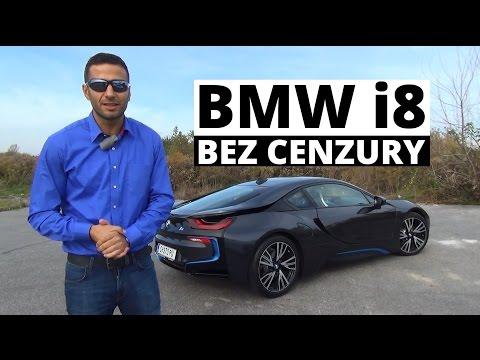 BMW i8 - BEZ CENZURY - Zachar OFF