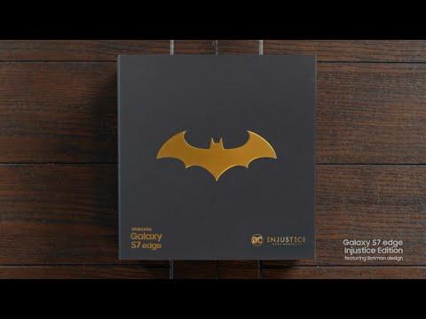Vật Vờ| Mở hộp & chiêm ngưỡng Samsung Galaxy S7 Edge Batman