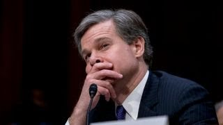 Should Christopher Wray step down from FBI?
