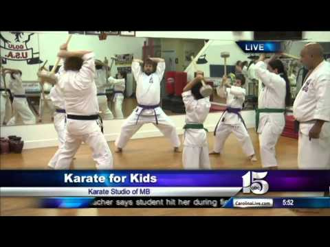 5/20/13 Amanda Live at The Karate Studio - Good Morning Carolinas
