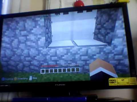 Minecraft Xbox 360 FNAF 3 Map!!!
