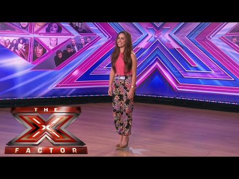 Chloe O'Gorman sings Joss Stone's Right to be Wrong - Audition Week 1 - The X Factor UK 2014