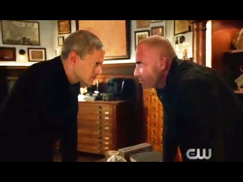 Leo Snart & Mick Rory - Legends of Tomorrow 3x09