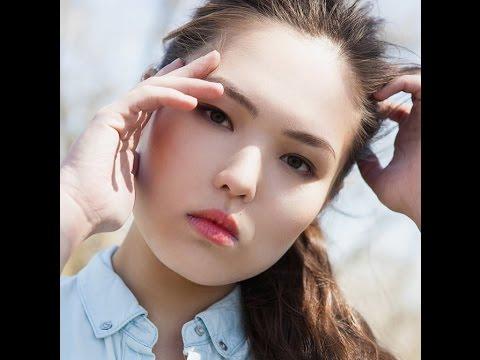 Раскосые монгольские красавицы