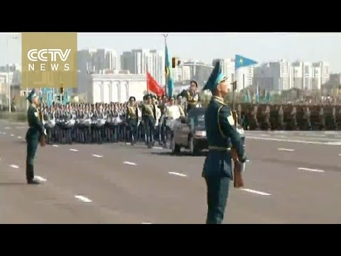 Final rehearsal of Russia Victory Day parade held on Thursday