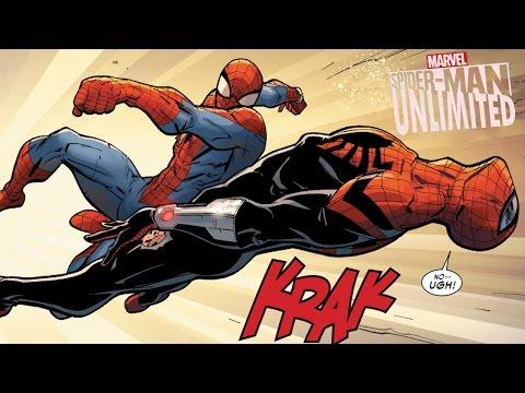 Spiderman man spider mutation