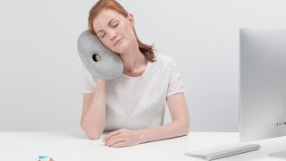 Ostrich Pillow MINI - Studio Banana THiNGS #spotdesign #buymedesign