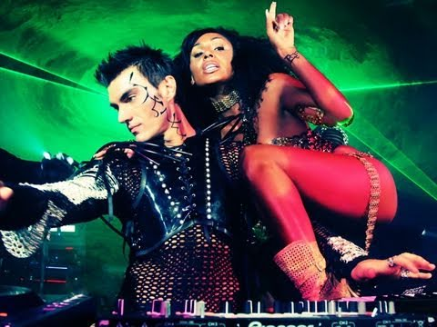 GABRY PONTE feat. MAYA DAYS - SEXY DJ (in da club) Music Videos