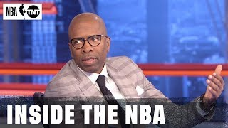 Not Enough Parity in the League? | NBA on TNT
