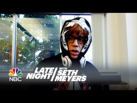 FredEx 3 - Late Night with Seth Meyers