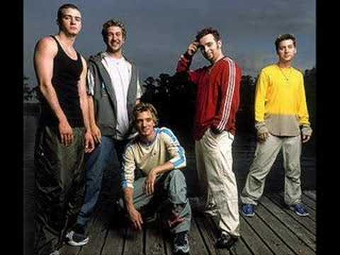 NSYNC- See Right Through You
