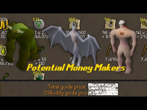 osrs drop table