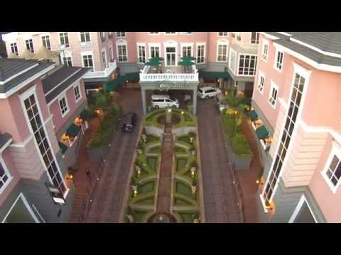 5 Star Luxury Hotel Kempinski Villa Rosa Nairobi, Kenya
