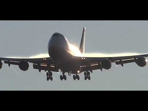 (HD) Parade of Heavy Airliners - 20+ Minutes of Plane Spotting - Chicago O'Hare International