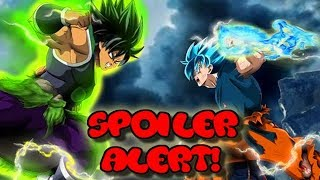 Dragon Ball Super Broly Movie FULL STORY + ALL MAJOR SPOILERS