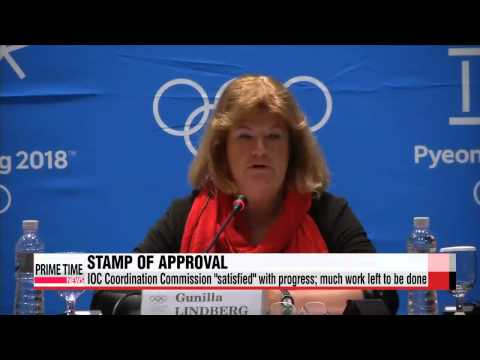 IOC satisfied with 2018 PyeongChang Olympics progress   조정위원회 기자회견, ′국내 자동차 업체 로
