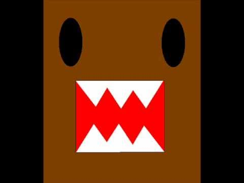 How to Draw A Domo In Microsft Paint