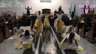 Labaredas de Deus Dança Profética - Rejanne - Vale de ossos secos