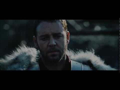 GLADIATOR TRAILER 2013 VERSION