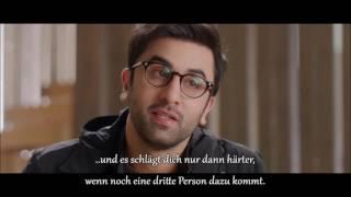 Ae Dil Hai Mushkil - Trailer [German/Deutsch]