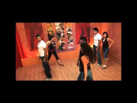 Reggaeton Lesson Part 2 from TV Show Latin Dance Alive
