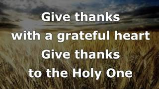 download lagu Give Thanks  A Grateful Heart Instrumental gratis