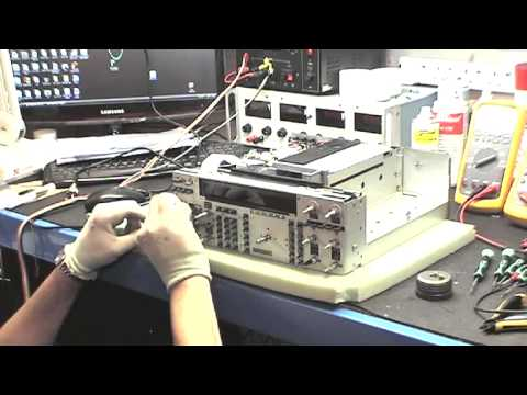 Kenwood TS-850S HAM Radio Repair Part 3 of 3