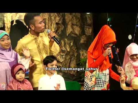 Udin Sedunia Feat Sari ,dkk buah Ramadhan video