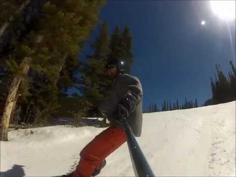 Breckenridge,Vail, and Beaver Creek Colorado. GoPro HD 2012