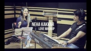 Neha Kakkar Love Mashup Live