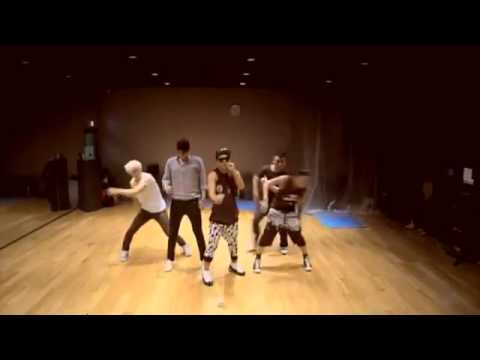 Big Bang - Monster- Mirrored Dance Practice video