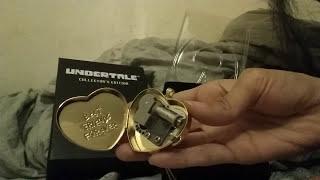 Locket music box - UNDERTALE Collector's Edition