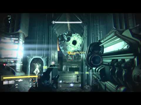 Crota's End: Final Boss (Easy Tactic)
