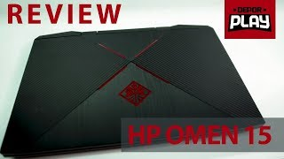 HP Omen 15 | Review completa a esta laptop gamer