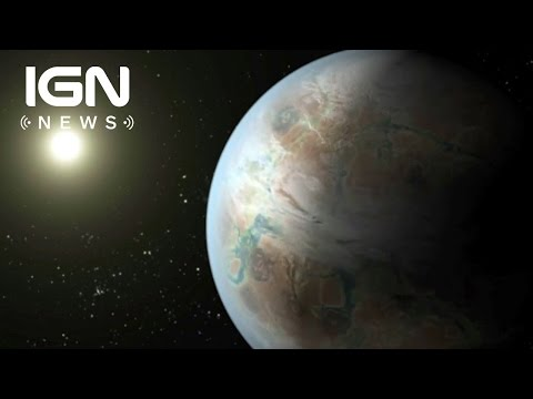 NASA Discovers Earth-Like Planet, and It Could Have Life - IGN News