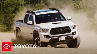 Elevated Performance of TRD PRO for Maximum Off Roading with Toyota Engineers | Toyota Racing