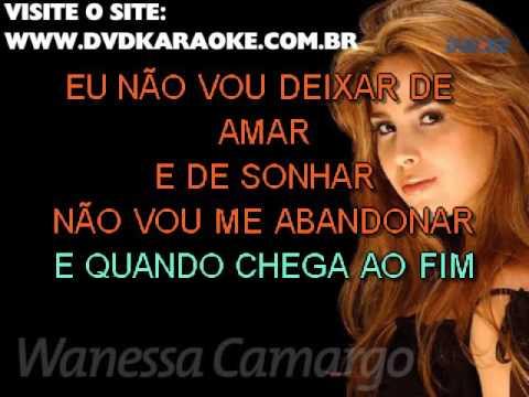 Wanessa Camargo   O Amor Não Deixa