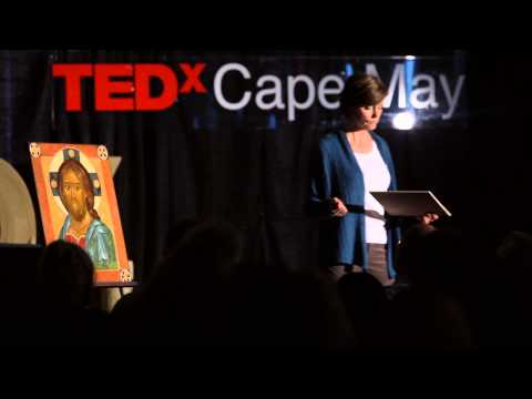 Re-creation of the Icon: Lynette Hull at TEDxCapeMay 2012 - Recreation and Re-creation""