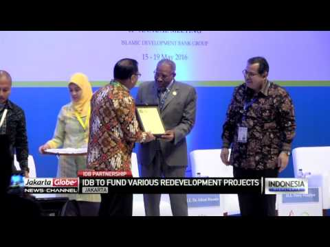 Indonesia, IDB Agree to Cooperate In Several Development Projects