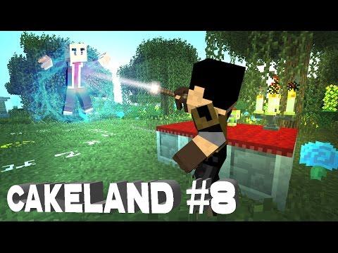 CakeLand FTB #8: Витчери фан над Маузером и Лео!